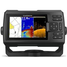 ECHOLOT / GPS GARMIN STRIKER PLUS 5CV