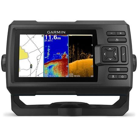 ECHOLOT / GPS GARMIN STRIKER PLUS 5CV
