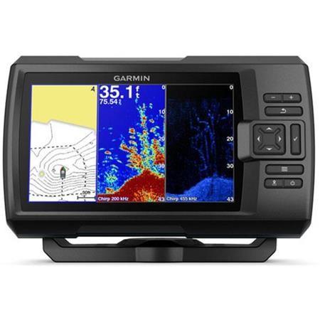 ECHOLOT / GPS GARMIN STRIKER PLUS 7CV