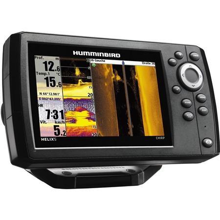 ECOSCANDAGLIO/GPS A COLORI HUMMINBIRD HELIX 5 G2 CHIRP SI