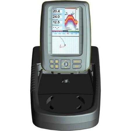 ECOSCANDAGLIO/GPS COLORE + BUSSOLA ANATEC TOLSON TF6