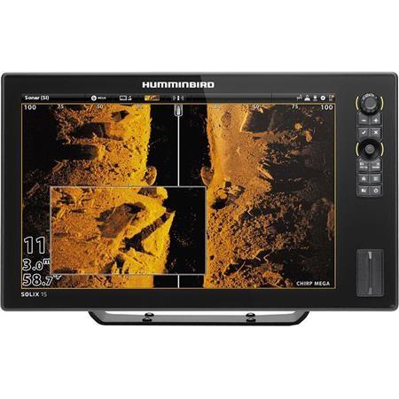 ECOSCANDAGLIO GPS HUMMINBIRD SOLIX 15 G2 MSI +