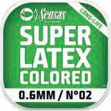 ELASTIC SENSAS SUPER LATEX COLORED
