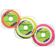 Tying Middy Match Range HI VIZ SOLID ORIGINAL ELASTIC Ø 0.65MM