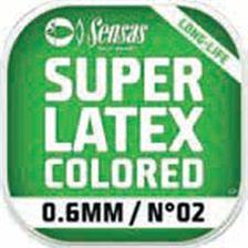 ELASTIQUE PLEIN SENSAS SUPER LATEX COLORED