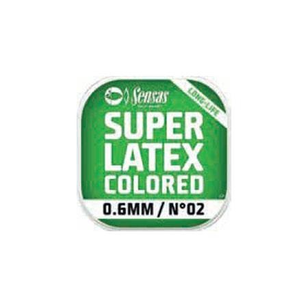 ELASTIQUE PLEIN SENSAS SUPER LATEX COLORED