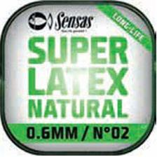 ELASTIQUE PLEIN SENSAS SUPER LATEX NATURAL - 120/100
