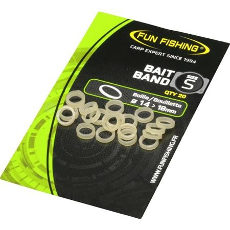 ELASTIQUES FUN FISHING BAIT BAND
