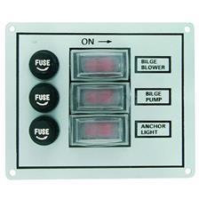 ELECTRIC CONTROL PANEL EUROMARINE