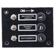 ELECTRIC CONTROL PANEL PLASTIMO BAKELITE