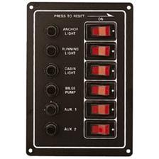 ELECTRIC CONTROL PANEL PLASTIMO