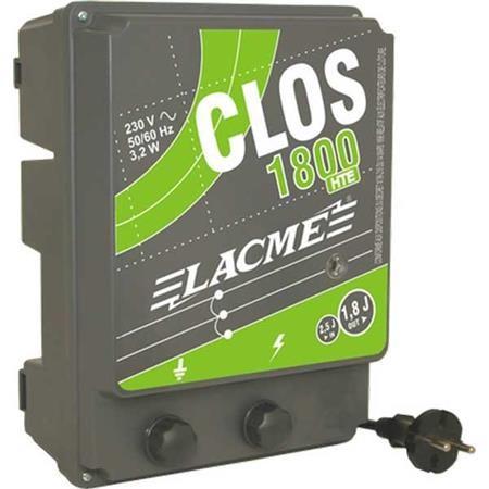 ELECTRIFICATEUR SECTEUR LACME CLOS 1800-HTE