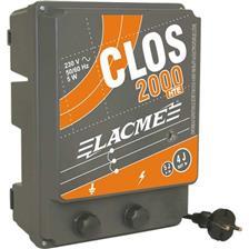 ELECTRIFICATEUR SECTEUR LACME CLOS 2000-HTE