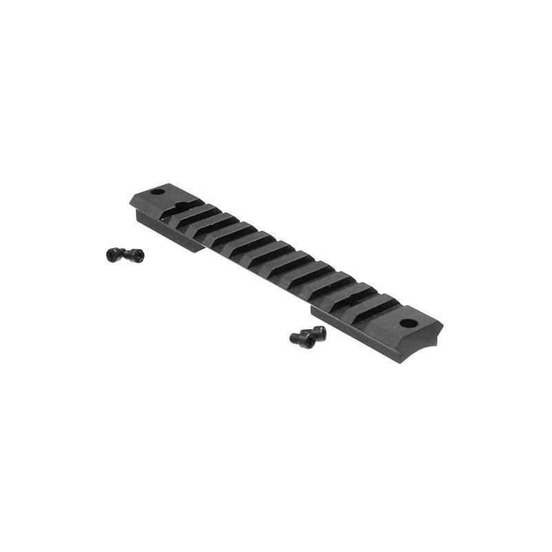 EMBASE ACIER LONGUE WARNE POUR RAIL PICATINNY - M674-20MOA