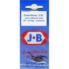 EMERILLON A ATTACHE JB N°1