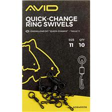 QUICK CHANGE RING SWIVELS A0640036