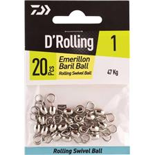 Tying Daiwa BALL N°8