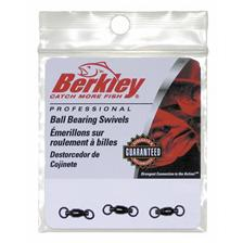 EMERILLON BERKLEY MC MAHON BALL BEARING SWIVELS - PACK