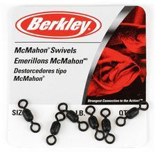 Tying Berkley MC MAHON SWIVELS N° 12