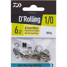 EMERILLON DAIWA ROULEMENT A BILLES - PAR 6