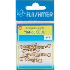 Tying Flashmer EMERILLON BARIL SEUL N° 8