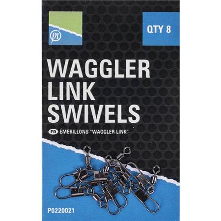 EMERILLON PRESTON INNOVATIONS WAGGLER LINK SWIVELS