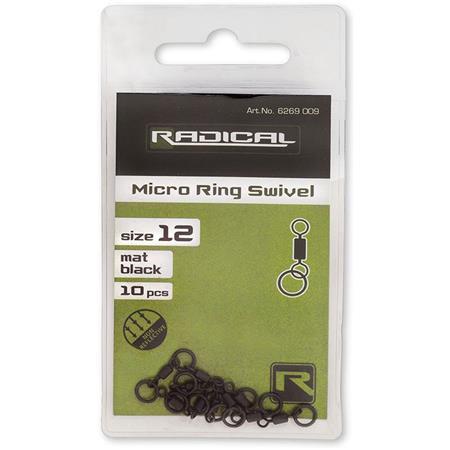 EMERILLON RADICAL MICRO RING SWIVEL