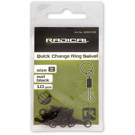 EMERILLON RADICAL QUICK CHANGE RING SWIVEL - PAR 10