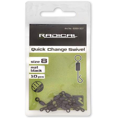 EMERILLON RADICAL QUICK CHANGE SWIVEL - PAR 10