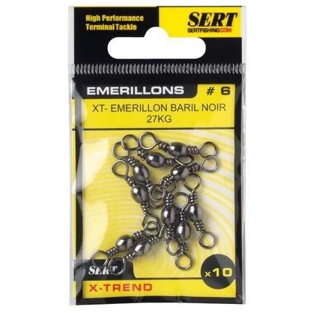EMERILLON SERT X-TREND BARIL NOIR