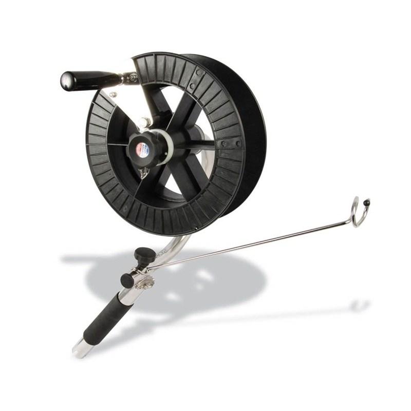 Enrouleur de ligne bobine pvc seanox 300 Fabriquer un enrouleur de piscine