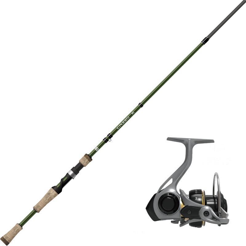 Ensemble 13 fishing creed k combo for 13 fishing creed gt