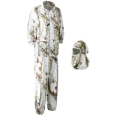 ENSEMBLE HOMME DEERHUNTER SNOW PULL OVER SET - GH SNOW CAMOUFLAGE