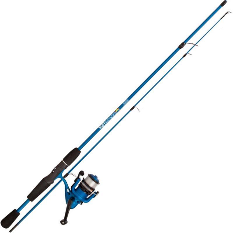 ENSEMBLE LANCER ZEBCO RAINBOW FISH COMBO - 10835160