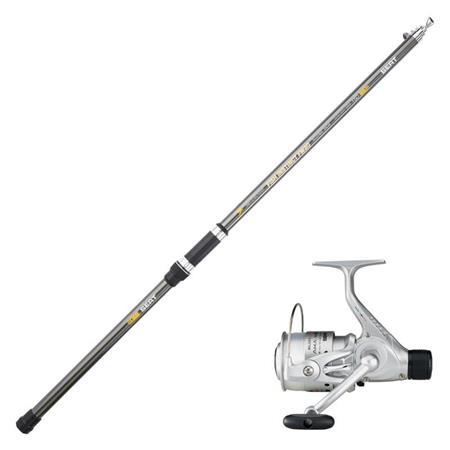 ENSEMBLE SERT FISH INSTINCT FW20 TELEPIKE + MOULINET AKA RD
