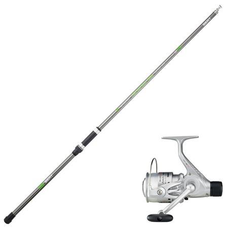 ENSEMBLE SERT FISH INSTINCT FW20 TELETROUT + MOULINET AKA RD