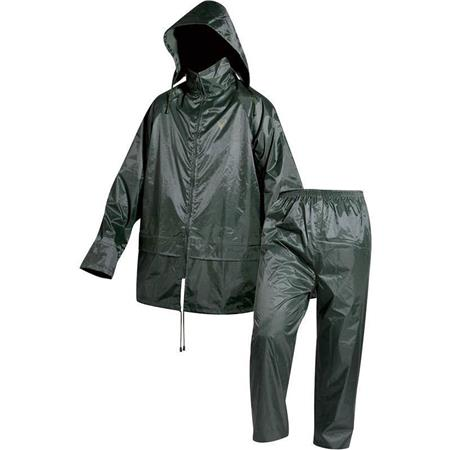 ENSEMBLE VESTE ET PANTALON HOMME NORTH COMPANY RAINWEAR SET - CAMOU