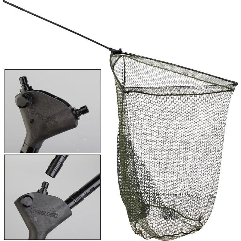 epuisette carpe prologic quick release landing net. Black Bedroom Furniture Sets. Home Design Ideas