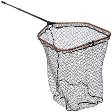 Accessories Savage Gear COMPETITION PRO LANDING NETS EXTRA LARGE RUBBER MESH XL (70X85CM)