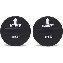 Ersatzbatterie Für Elektronisches Halsband Petsafe - 2Er Pack