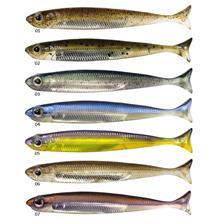 ESCA SMITH LS HOPTERA - 8.8CM FISH ARROW FLASH J HUDDLE - PACCHETTO DI 6