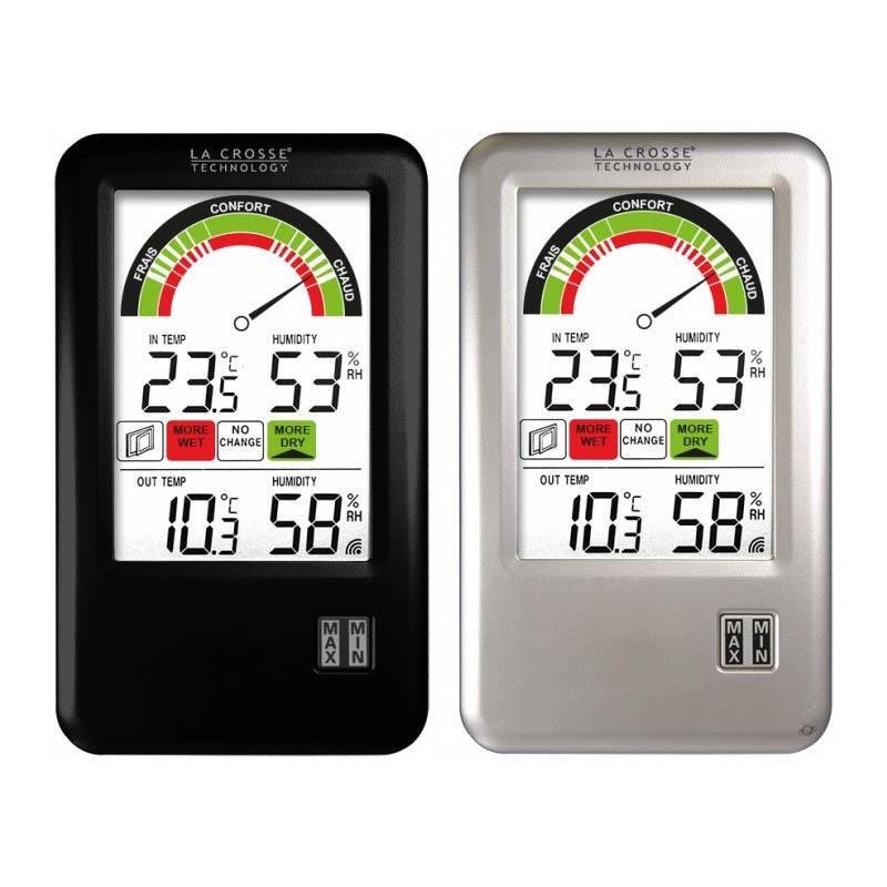 Estaci n meteorol gica la crosse technology ws9070 - Estacion meteorologica precio ...