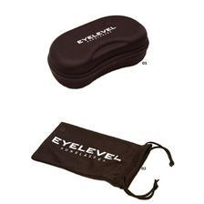 Accessories Eyelevel ETUI LUNETTE BOITIER ZIP RIGIDE M