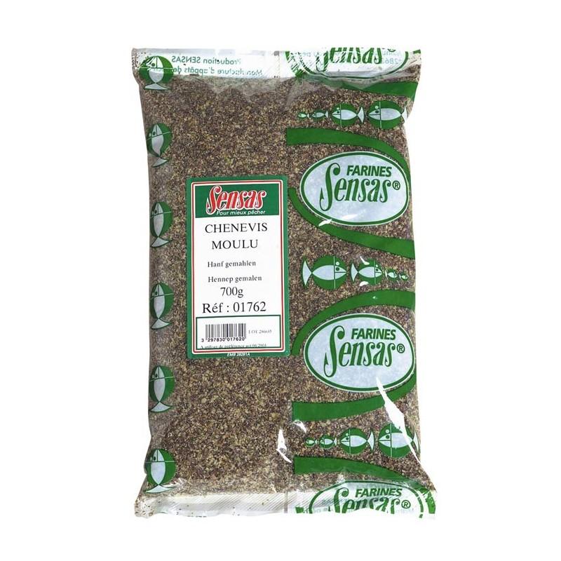 FARINE SENSAS 3000 CLASSIQUE - Arachide grillée grasse - 1kg