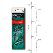 FEATHER RIG MUSTAD T45