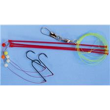 FEATHER RIG ZEBCO DOUBLE TWIST 2