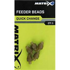 FEEDER BEADS FOX MATRIX QUICK CHANGE FEEDER BEADS