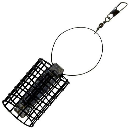 FEEDER CAGE ROUND AUTAIN - PACK OF 2