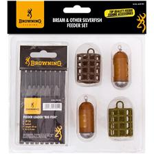 FEEDER-FUTTERKORBSET BROWNING FEEDER BREAM OTHER SILVERFISH