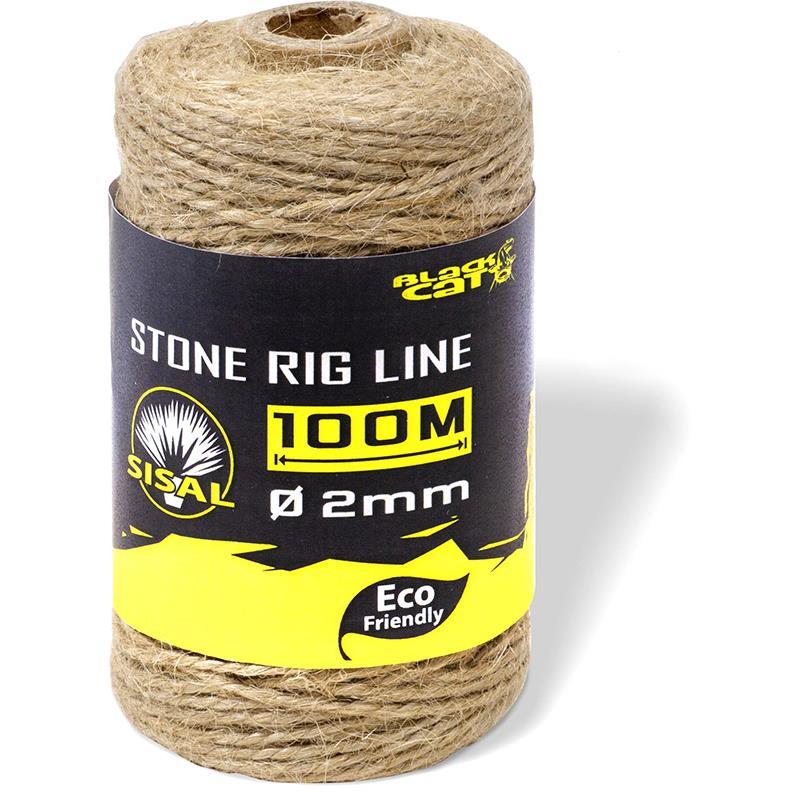 FIL BLACK CAT STONE RIG LINE - 100M - 2358200